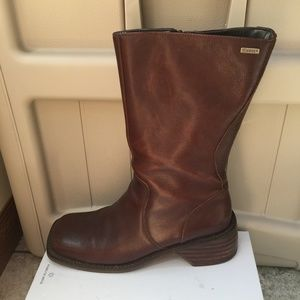 Frye Frenzy Mid-Calf Tall Riding Boots